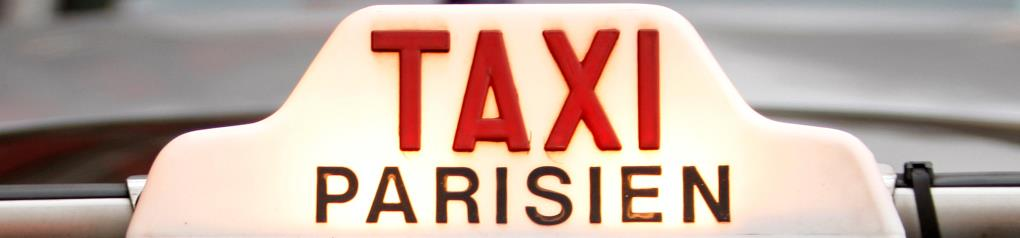 taxi parisien Orly